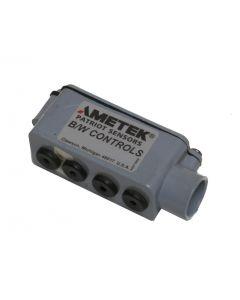 Ametek B/W Controls 6012-C4P Conduit Electrode Holder for Four Electrodes - PVC Plastic