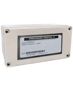 Precision Digital PDA2801 NEMA 4X Enclosure for One Panel Meter